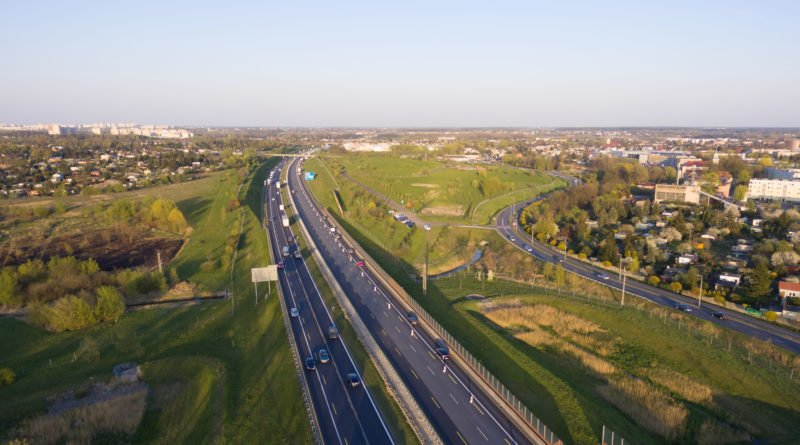 autostrada a2 fot. autostrada wielkopolska 1 800x445 - A2: Wypadek za węzłem Buk, są utrudnienia w ruchu