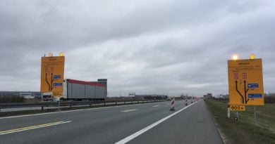 autostrada a2 fot. autostrada wielkopolska 5 390x205 - Poznań: Utrudnienia na A2 w stronę Świecka