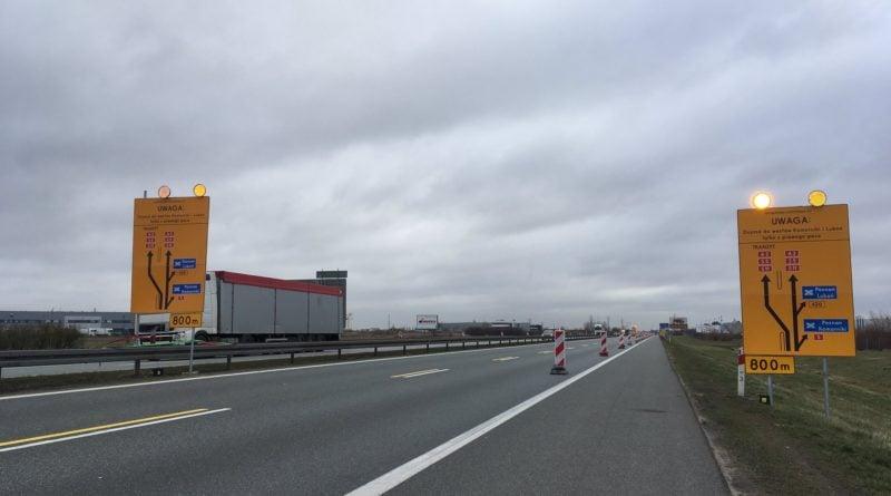autostrada a2 fot. autostrada wielkopolska 5 800x445 - Poznań: Autostrada A2 będzie zamknięta