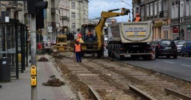 glogowska remont 390x205 - Poznań: Koniec remontu na Głogowskiej