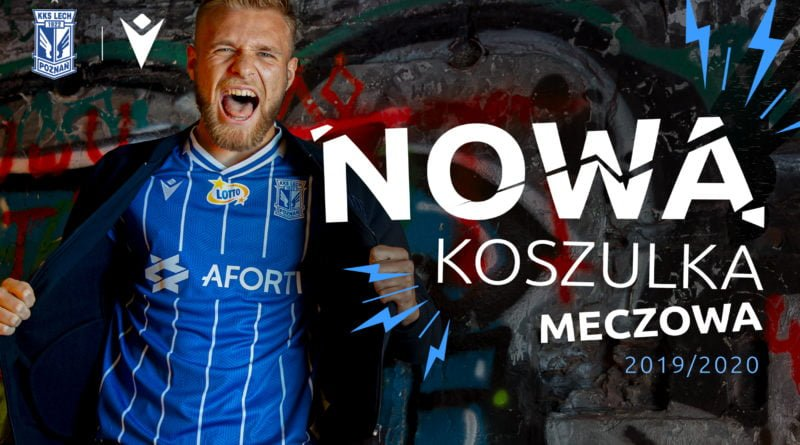 koszulki fot. lechpoznan.pl