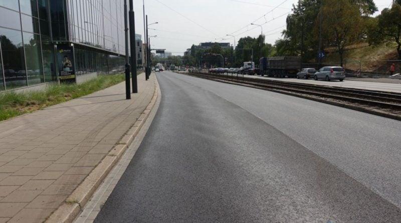 krolowej jadwigi fot zdm 800x445 - Poznań: Przyspieszenie prac na Królowej Jadwigi