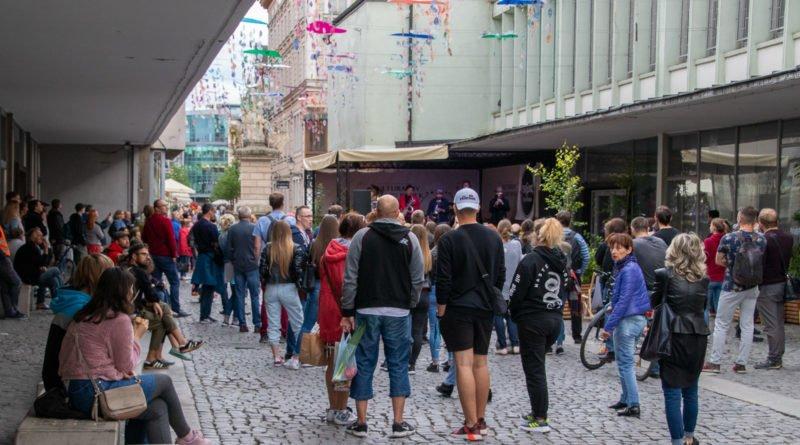 kulturalny stary rynek 8 lipca quadro s. wachala 27 800x445 - Poznań: Prawie 200 projektów kulturalnych dostanie pieniądze od miasta
