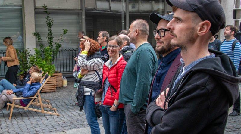kulturalny stary rynek 8 lipca quadro s. wachala 34 800x445 - TSIGUNZ FANFARA AVANTURA - na scenie Quadro - Kulturalny Stary Rynek