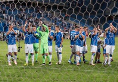 Lech Poznań – Warta Poznań 1:0. Mecz nie powalił na kolana