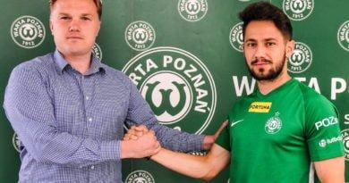Mariusz Rybicki Fot. Piotr Leśniowski Warta Poznań (2)