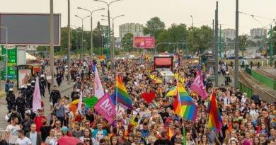 Marsz Równości 2019 Poznań fot. Przemysław Łukaszyk