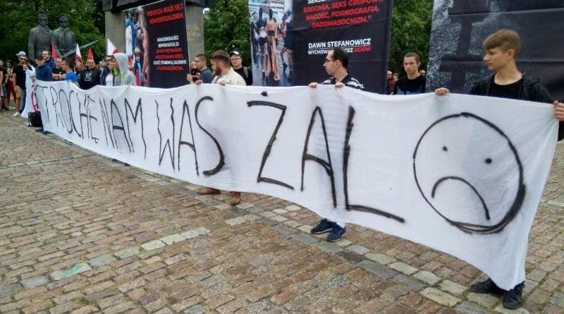 """marsz rownosci w poznaniu 1 800x445 - Marsz Równości w Poznaniu. """"Przed nami wciąż mnóstwo pracy"""""""