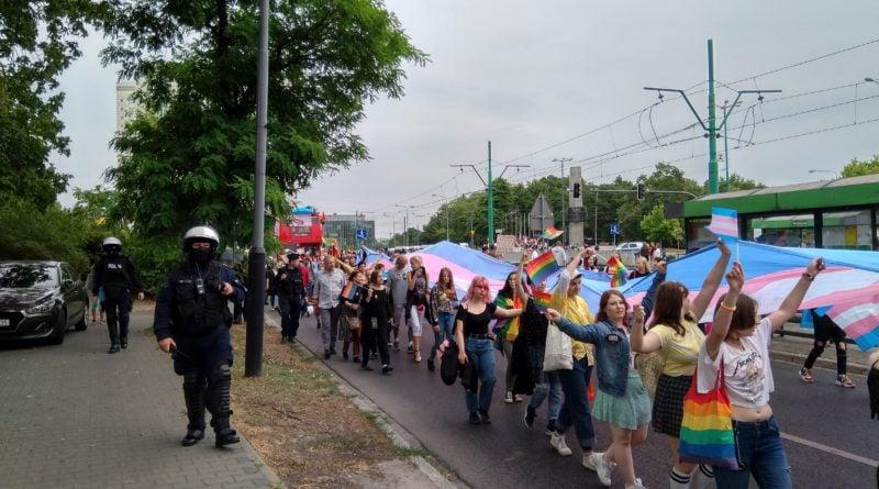 Marsz Równości w Poznaniu (2)