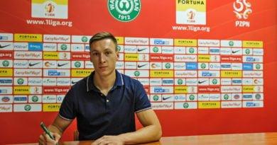 Mateusz Kupczak fot. Piotr Leśniowski