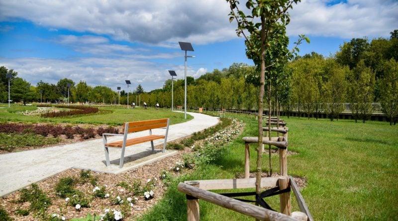 nowy park debiec 1 800x445 - W Poznaniu powstał nowy park (zdjęcia)!