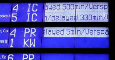 PKP Intercity opóźnienia pociąg rozkład jazdy fot. MOs810
