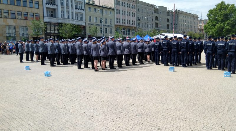 """policja 100 lecie 5 800x445 - 100-lecie policji. """"Wpisano ją na trwałe w dzieje naszego narodu"""""""
