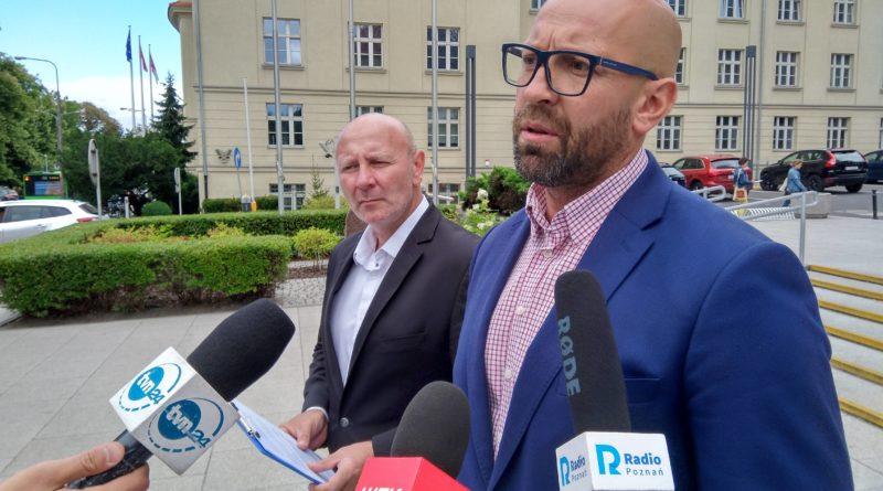 Posłowie Rutnicki i Ziółkowski