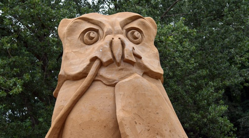 poznan sand festival fot. ump 11 800x445 - Poznań Sand Festival. Pierwsze rzeźby są już gotowe (zdjęcia)