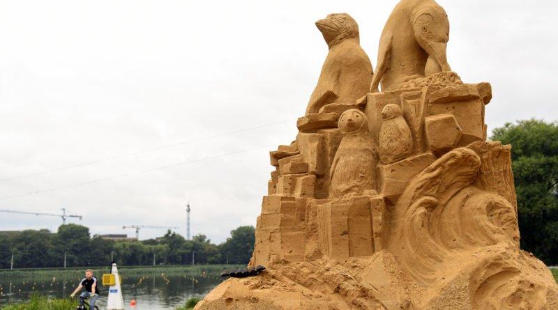 poznan sand festival fot. ump 3 800x445 - Poznań Sand Festival. Pierwsze rzeźby są już gotowe (zdjęcia)