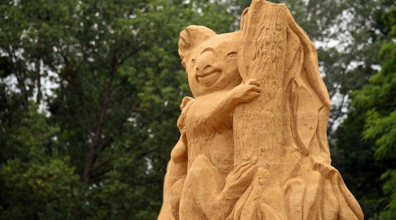 poznan sand festival fot. ump 6 800x445 - Poznań Sand Festival. Pierwsze rzeźby są już gotowe (zdjęcia)