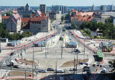 """Poznań: Wieczne problemy z rondem Kaponiera. """"Czas na zmiany w myśleniu"""""""