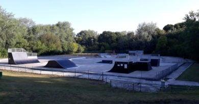 Poznań: Skatepark na osiedlu Piastowskim jest gotowy
