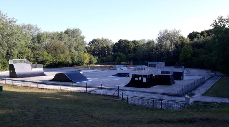 skatepark 800x445 - Poznań: Skatepark na osiedlu Piastowskim jest gotowy