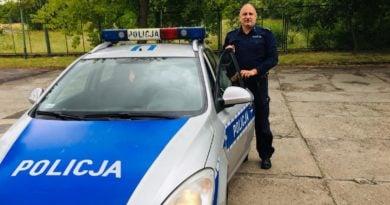Sławomir Rummler policja fot. kwp
