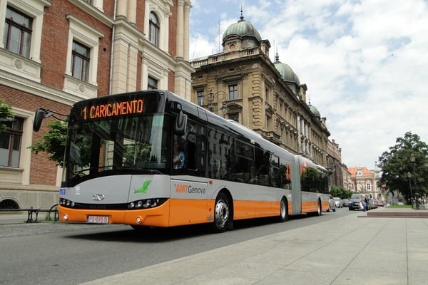 solaris fot. msz - Kolejne Solarisy pojadą do Mediolanu!