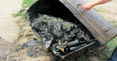 sprzatanie smieci warta fot. ump 1 390x205 - Piła: Bomba ekologiczna w lesie