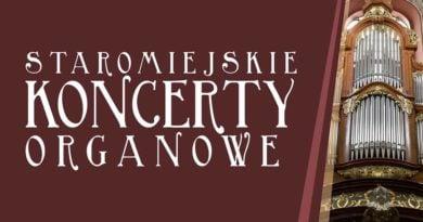 staromiejskie koncerty organowe 1 390x205 - Poznań: Staromiejskie Koncerty Organowe - Władysław Szymański