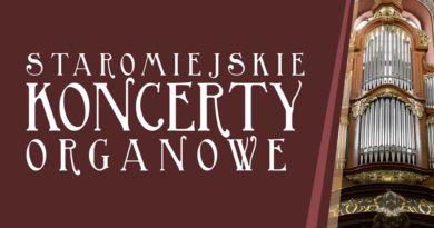 staromiejskie koncerty organowe 390x205 - Staromiejskie Koncerty Organowe: Waldemar Krawiec