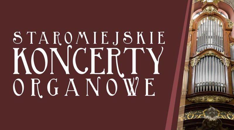 staromiejskie koncerty organowe 800x445 - Staromiejskie Koncerty Organowe: Waldemar Krawiec