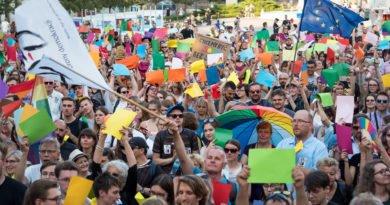 Stop przemocy LGBT (26) fot. Wojtek Lesiewicz