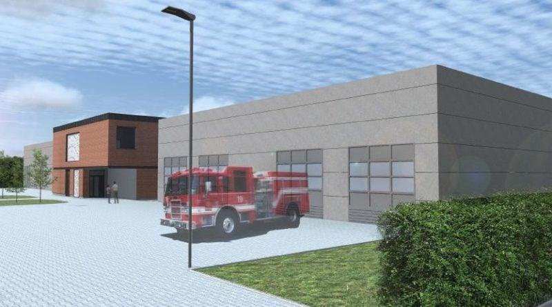 strazacy 1 800x445 - Poznań: strażacy i ratownicy będą mieli nową siedzibę