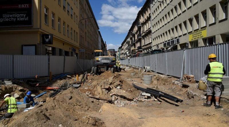 trwa przebudowa ulic taczaka i garncarskiejpic11016135055235134with ratio16 9 800x445 - Poznań: przebudowa Taczaka i Garncarskiej trwa