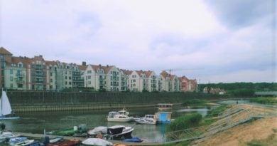 warta port 390x205 - Poznań: Nadwarciańska skarpa zostanie zabezpieczona