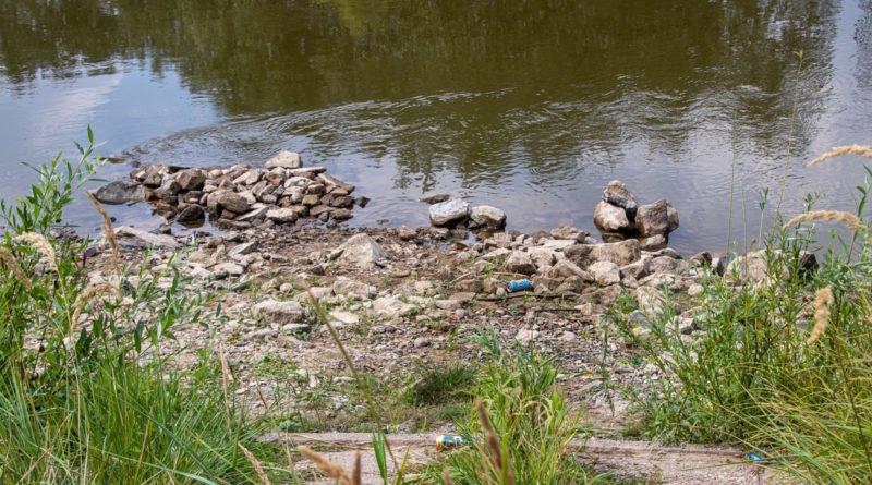 z biegiem warty i cybiny s. wachala 16 800x445 - Susza. Zobacz jak wyglądają poznańskie rzeki!