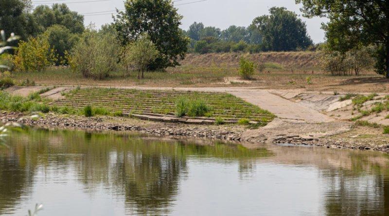z biegiem warty i cybiny s. wachala 28 800x445 - Susza. Zobacz jak wyglądają poznańskie rzeki!
