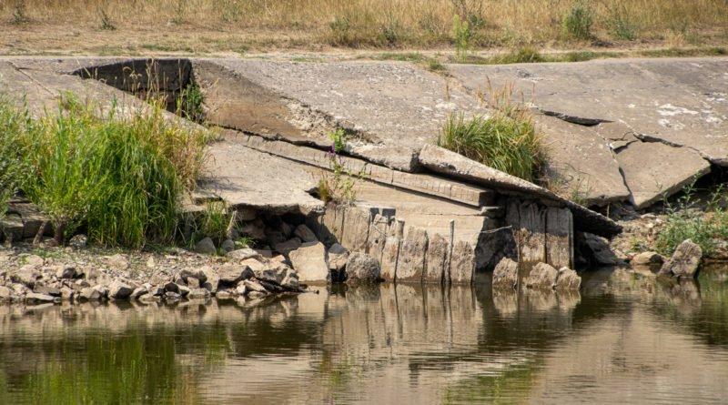 z biegiem warty i cybiny s. wachala 29 800x445 - Susza. Zobacz jak wyglądają poznańskie rzeki!