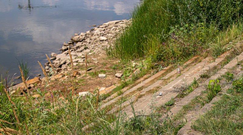 z biegiem warty i cybiny s. wachala 34 800x445 - Susza. Zobacz jak wyglądają poznańskie rzeki!