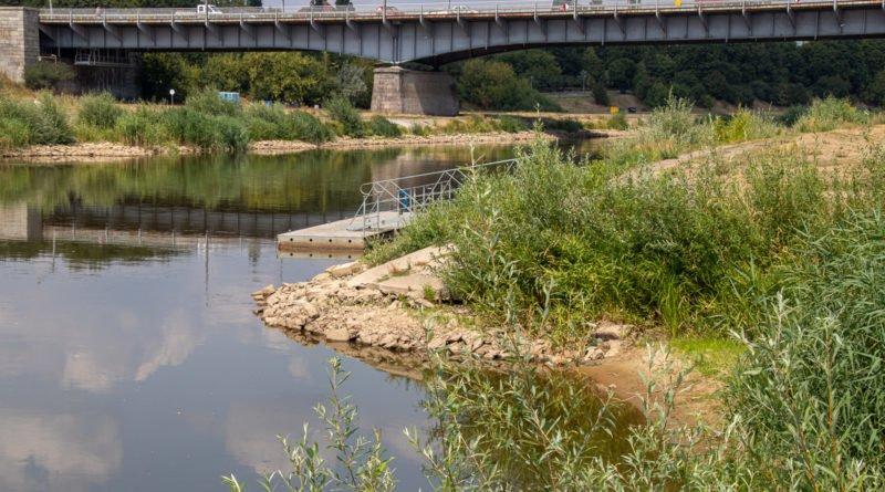 z biegiem warty i cybiny s. wachala 39 800x445 - Susza. Zobacz jak wyglądają poznańskie rzeki!