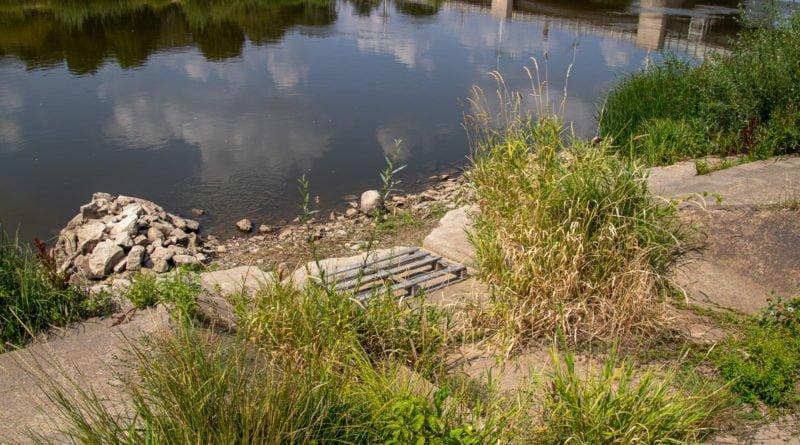 z biegiem warty i cybiny s. wachala 47 800x445 - Susza. Zobacz jak wyglądają poznańskie rzeki!