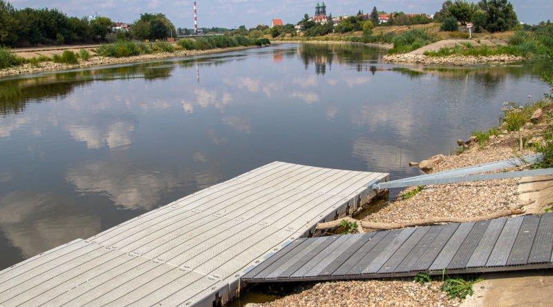 z biegiem warty i cybiny s. wachala 61 800x445 - Susza. Zobacz jak wyglądają poznańskie rzeki!