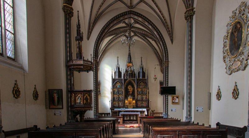 zabytek otwarty jezuici s. wachala 13 800x445 - Zabytkowy kościół i klasztor Jezuitów (wcześniej Dominikanów) jako Zabytek Otwarty (zdjęcia)
