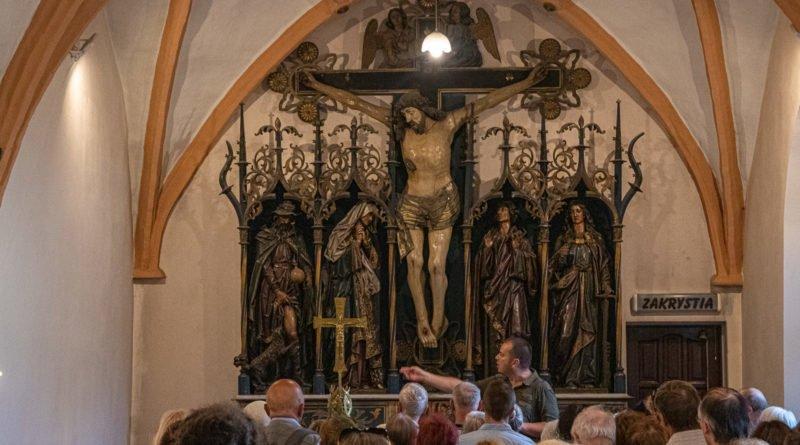 zabytek otwarty jezuici s. wachala 17 800x445 - Zabytkowy kościół i klasztor Jezuitów (wcześniej Dominikanów) jako Zabytek Otwarty (zdjęcia)