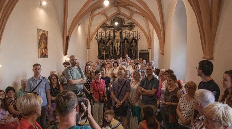 zabytek otwarty jezuici s. wachala 19 800x445 - Zabytkowy kościół i klasztor Jezuitów (wcześniej Dominikanów) jako Zabytek Otwarty (zdjęcia)