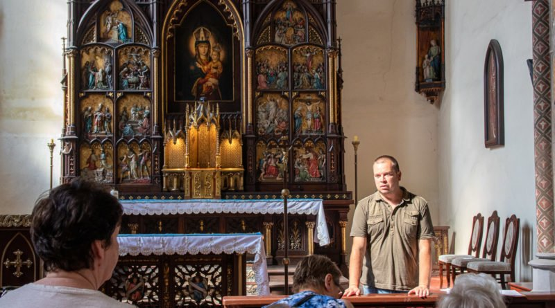 zabytek otwarty jezuici s. wachala 20 800x445 - Zabytkowy kościół i klasztor Jezuitów (wcześniej Dominikanów) jako Zabytek Otwarty (zdjęcia)