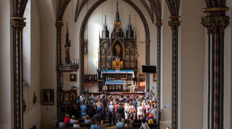 zabytek otwarty jezuici s. wachala 21 800x445 - Zabytkowy kościół i klasztor Jezuitów (wcześniej Dominikanów) jako Zabytek Otwarty (zdjęcia)