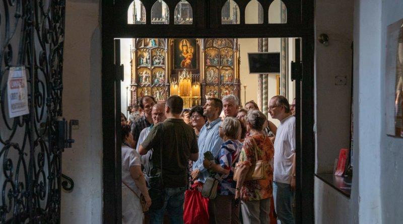 zabytek otwarty jezuici s. wachala 27 800x445 - Zabytkowy kościół i klasztor Jezuitów (wcześniej Dominikanów) jako Zabytek Otwarty (zdjęcia)