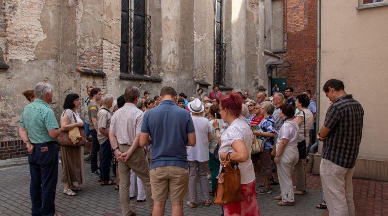 zabytek otwarty jezuici s. wachala 28 800x445 - Zabytkowy kościół i klasztor Jezuitów (wcześniej Dominikanów) jako Zabytek Otwarty (zdjęcia)