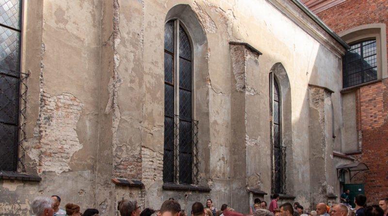 zabytek otwarty jezuici s. wachala 29 800x445 - Zabytkowy kościół i klasztor Jezuitów (wcześniej Dominikanów) jako Zabytek Otwarty (zdjęcia)