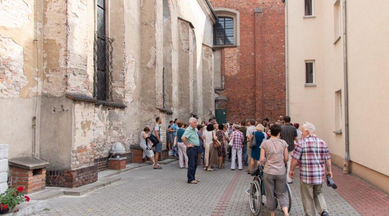 zabytek otwarty jezuici s. wachala 30 800x445 - Zabytkowy kościół i klasztor Jezuitów (wcześniej Dominikanów) jako Zabytek Otwarty (zdjęcia)